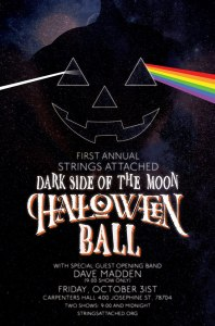 dark side halloween ball