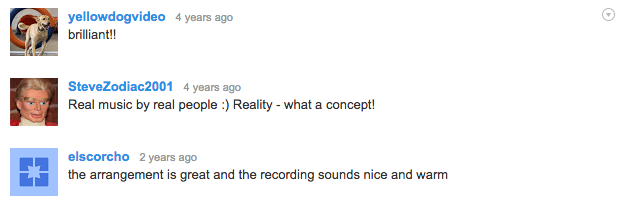 rubber soul comments youtube